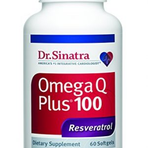 Dr-Sinatras-Omega-Q-Plus-100-Resveratrol-Supplement-with-100-mg-of-CoQ10-and-Pure-Calamarine-Omega-3s-for-Heart-Health-and-Anti-Aging-60-Softgels-30-Day-Supply-0