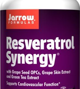 Jarrow-Formulas-Resveratrol-Synergy-Supports-Cardiovascular-Function-120-Tabs-0