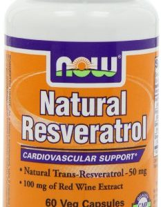 NOW-Foods-Natural-Resveratrol-50mg-60-Vcaps-0