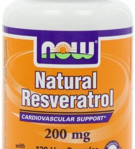 NOW-Foods-Natural-Resveratrol-Mega-Potency-200mg-120-Vcaps-0