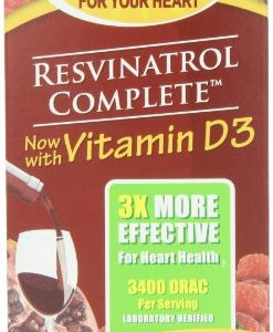 Resvinatrol-Complete-Dietary-Supplement-Vegetarian-Capsules-60-Count-0