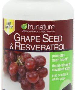 TruNature-Grape-Seed-Resveratrol-150-Tablets-0