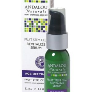 Andalou-Naturals-Fruit-Stem-Cell-Revitalize-Serum-with-Resveratrol-Q10-11-Ounce-0