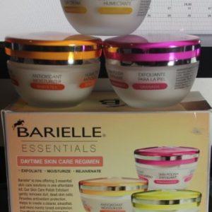 Barielle-Essentials-Daytime-Skin-Care-Regimen-3-Piece-Set-Antioxidant-Moisturizer-Day-Cream-Skin-Polish-Exfoliant-0