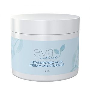 Hyaluronic-Acid-Moisturizing-Cream-by-Eva-Naturals-Best-Wrinkle-Cream-Facial-Moisturizer-Dry-Skin-Cream-Retinol-Vitamin-B-C-E-CoQ10-Anti-Aging-Reduces-Dry-Skin-Fine-Lines-Wrinkles-0