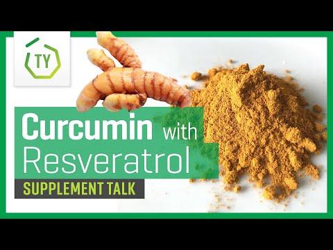 Curcumin with Resveratrol   Supplement Talk