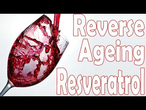 Reversing Your Biological Age with Resveratrol