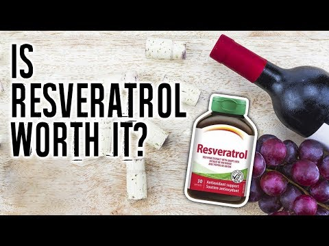 Is Resveratrol A Worthwhile Supplement To Take? (IS IT WORTH IT) #TBT
