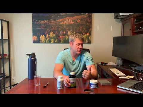 1 gram of NMN with a 1/2 gram of Resveratrol per day review part 1