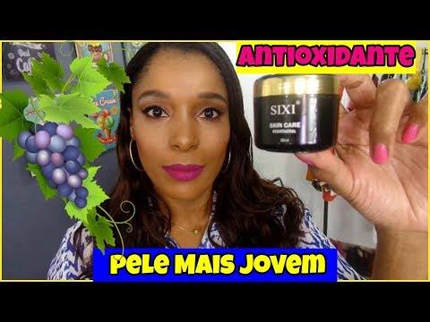 Resenha Creme de Resveratrol da Sixi |Pele Mais Jovem Com Antioxidantes