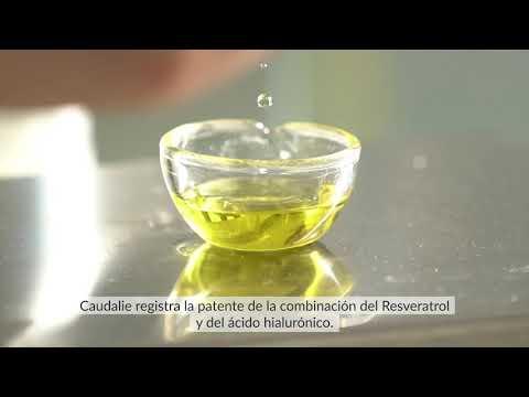 Caudalie – Los secretos de la vid – El Resveratrol