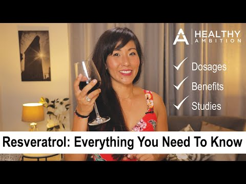Health Benefits Of Resveratrol – Everything You Need To Know