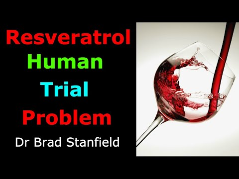 Resveratrol Human Studies & Clinical Trials 2020