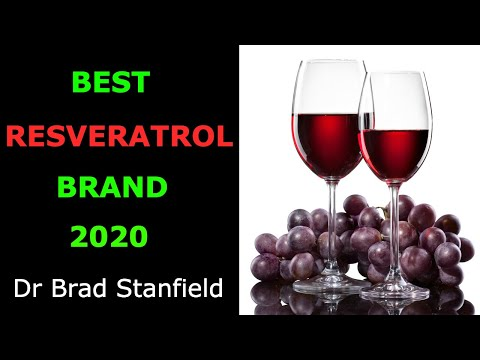 Best Resveratrol Brand 2020? Anti Aging Supplements Reviewed