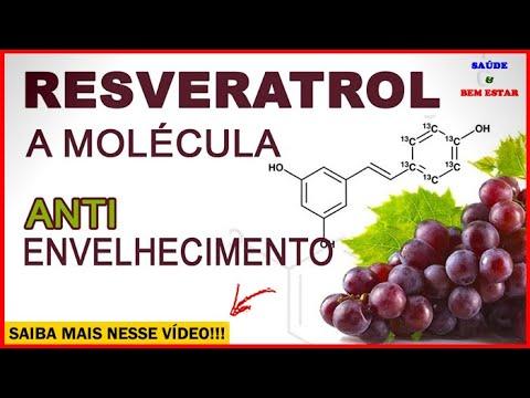 🔴 RESVERATROL A Molécula Anti Envelhecimento E Um Potente Protetor Do Coração!!! Veja Mais Detalhes