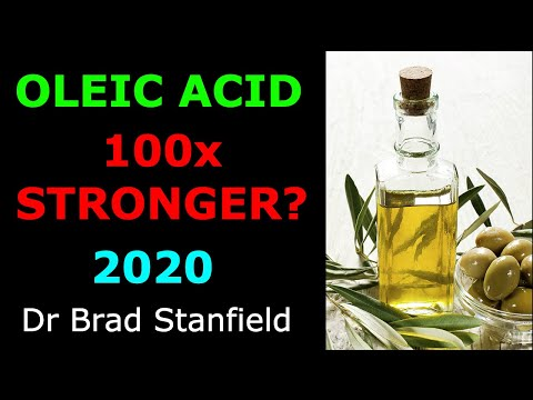 Oleic Acid 100x STRONGER Than Resveratrol? 2020 Benefits