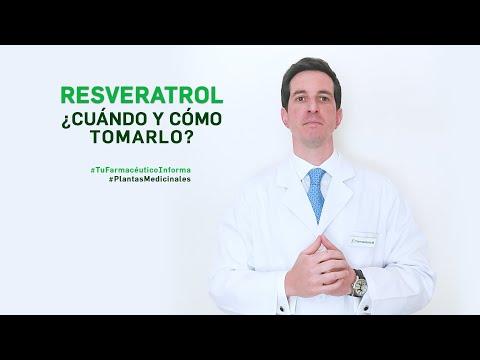 Resveratrol, cuándo y cómo debemos tomarlo – #TuFarmacéuticoInforma