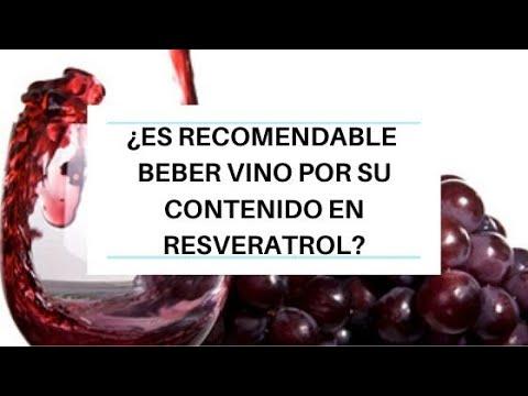 🍷¿Es recomendable BEBER VINO por su contenido en RESVERATROL?🤔 #yomequedoencasa