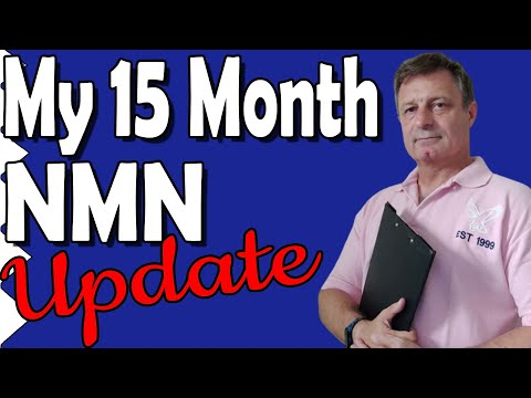 15 Month Results; NMN, Trans-resveratrol, Berberine & TMG