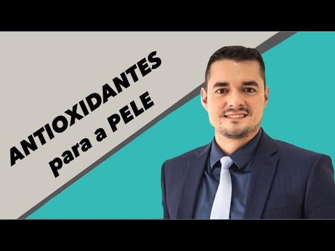 ANTIOXIDANTES para a PELE (Resveratrol, Ácido Ferúlico, Vitamina E, Pinus Pinaster…)