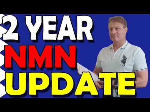 2 Year Results; NMN, Trans-resveratrol, TMG, Berberine & Vitamin D3/K2