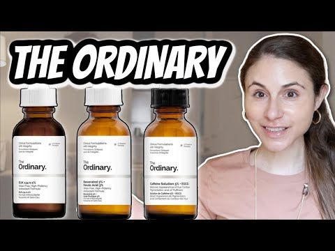 The BEST SERUMS FOR ANTI-AGING FROM THE ORDINARY| Dr Dray