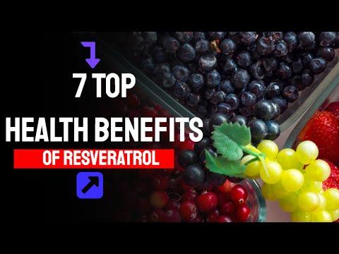 07 Top Health Benefits of Resveratrol